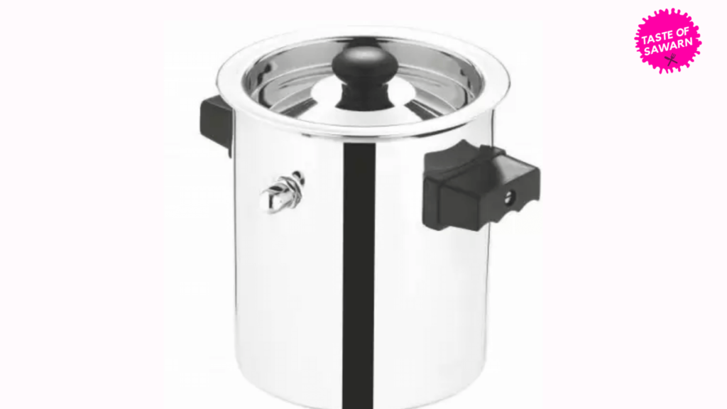 Butterfly Pot : Stainless Steel Cookware