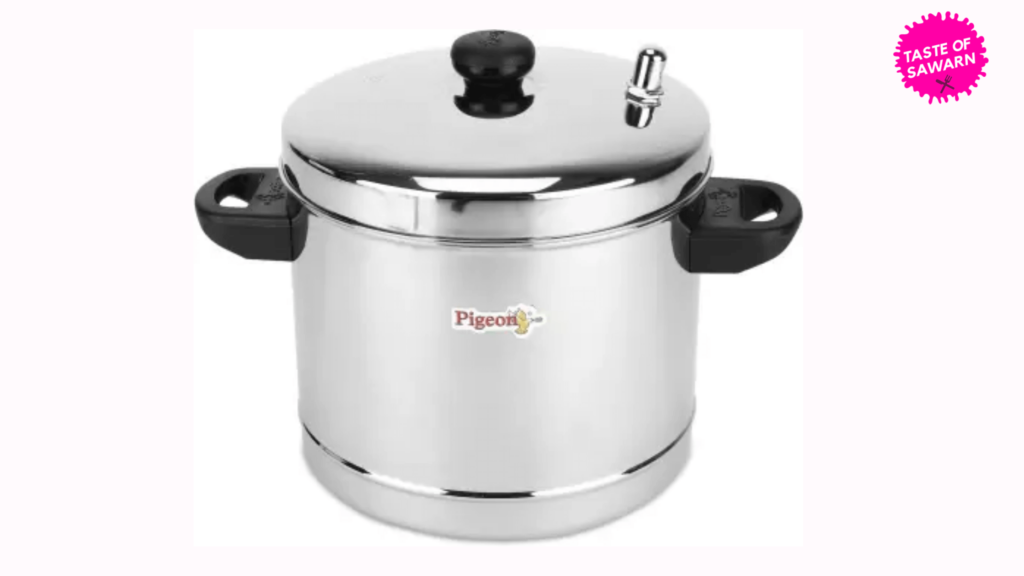 Pigeon Iddle Maker : Stainless Steel Cookware