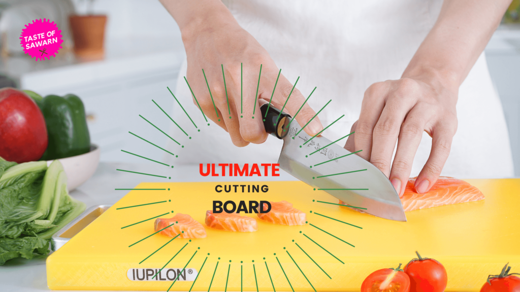 Ultimate Cutting Board TOS