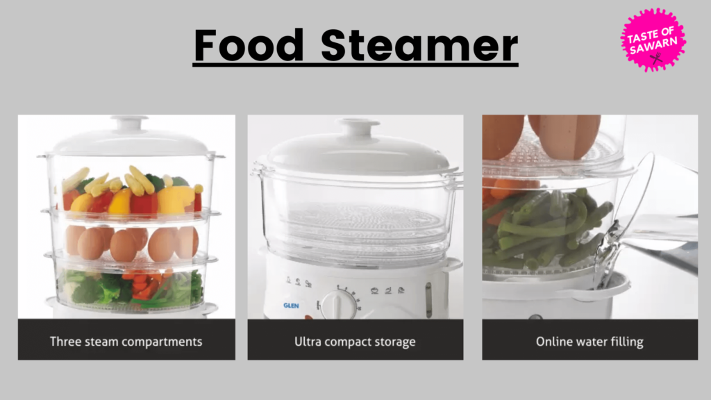5 Cool Kitchen Appliances Help You To Cook Healthier