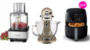 5 Cool Kitchen Appliances, Help You To Cook Healthier