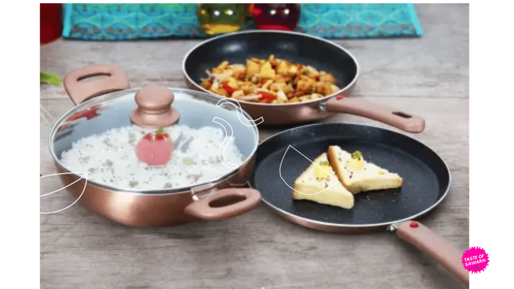 Cookware-Things to Buy on Dhanteras