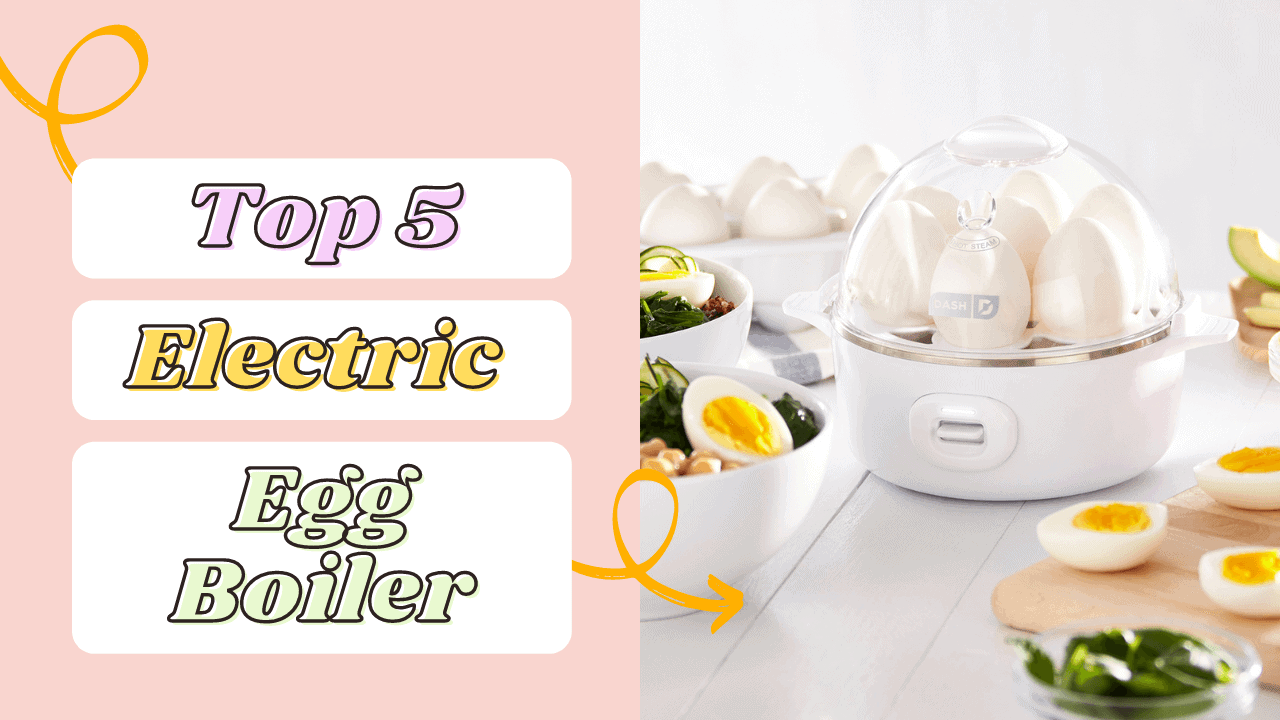 Top 5 Best Electric Egg Boiler in India 2020